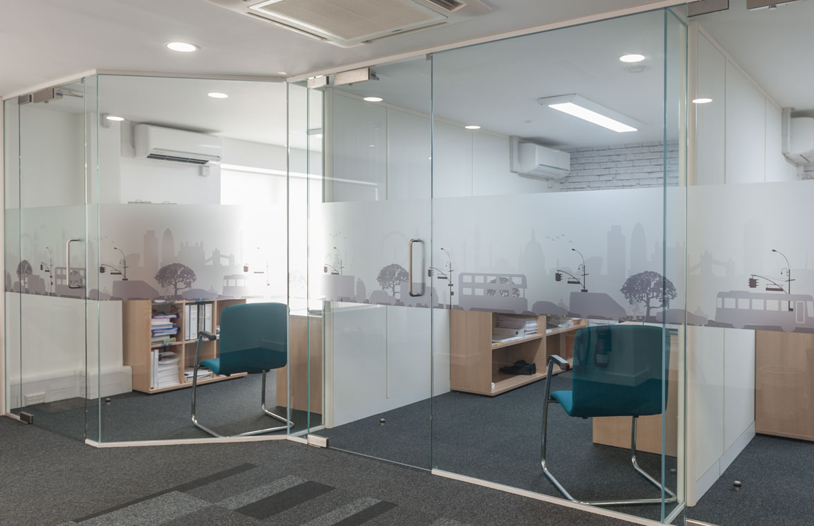 Meridian interiors partitioning office fit out companies for Office fit out companies