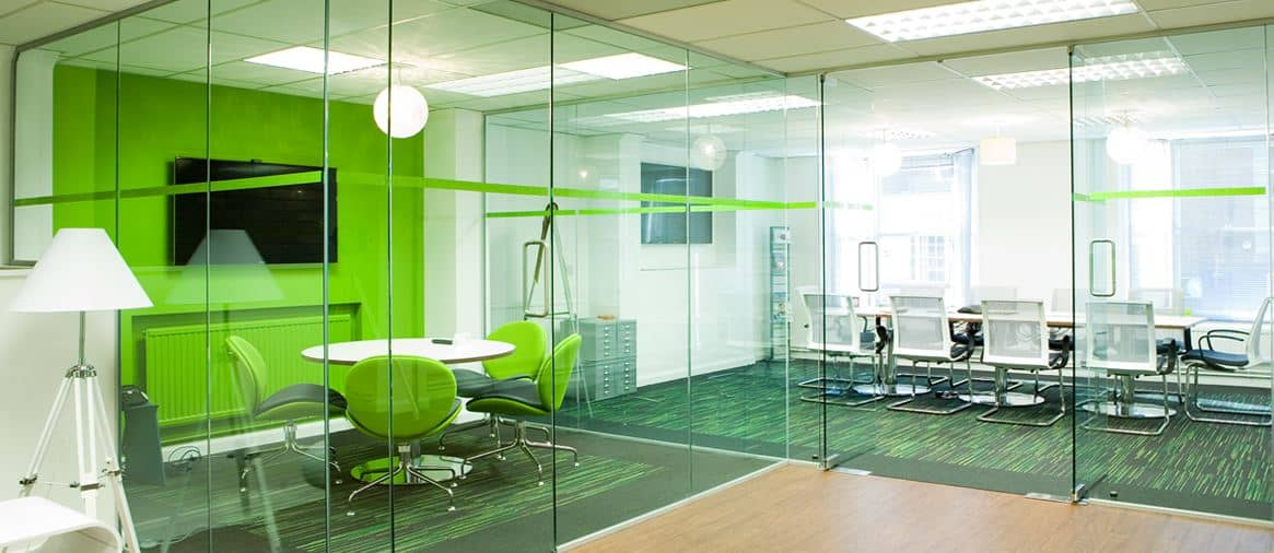 How to choose the right design and fit out partner for Office fit out companies