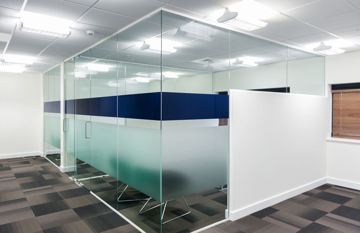 meridian interiors setting the boundaries effective office